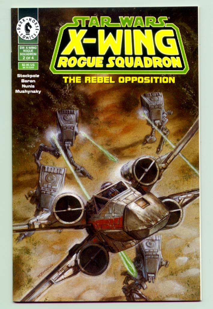 Dark Horse: Star Wars: X-Wing Rogue Squadron 1-35